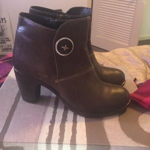 Fiorentini + Baker LYDE 1 genuine LEATHER Boots